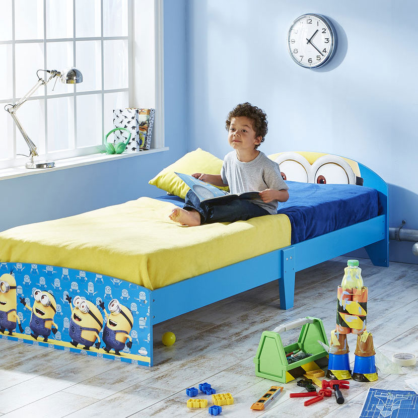 Minions Bed 1-persoons