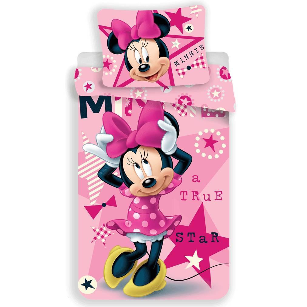 Disney Minnie Mouse Dekbedovertrek Star