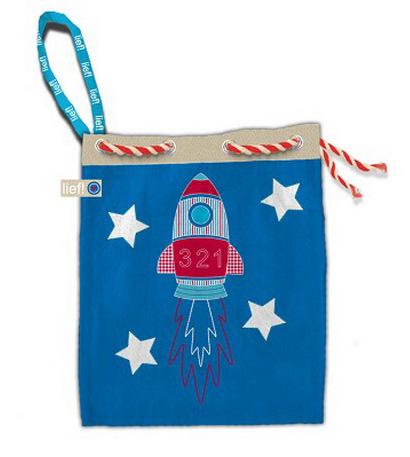 RT Lief! Pyjama Bag Rocket