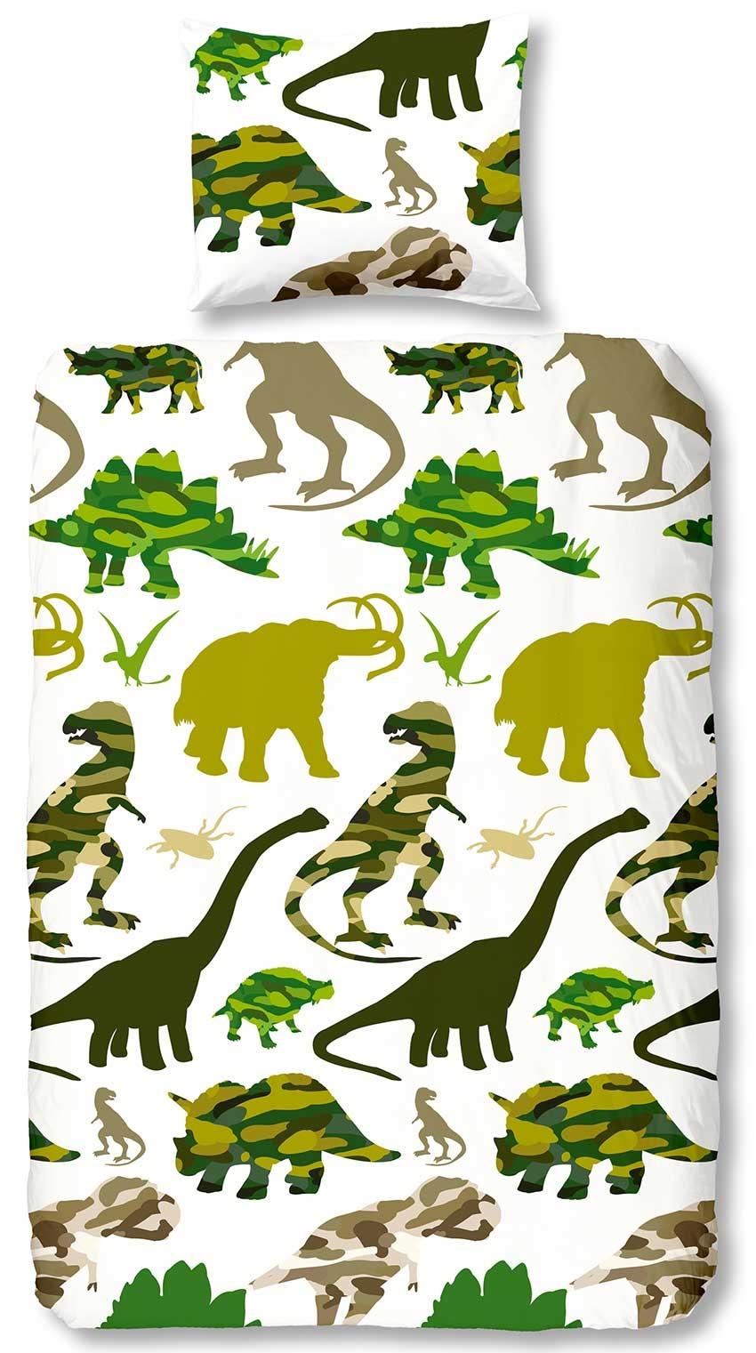 Goodmorning Dekbedovertrek Dinosaurus