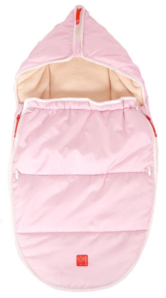Kaiser voetenzak Hoody Pink