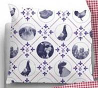 Covers & Co Kussensloop Boerenbont (1 stuk)