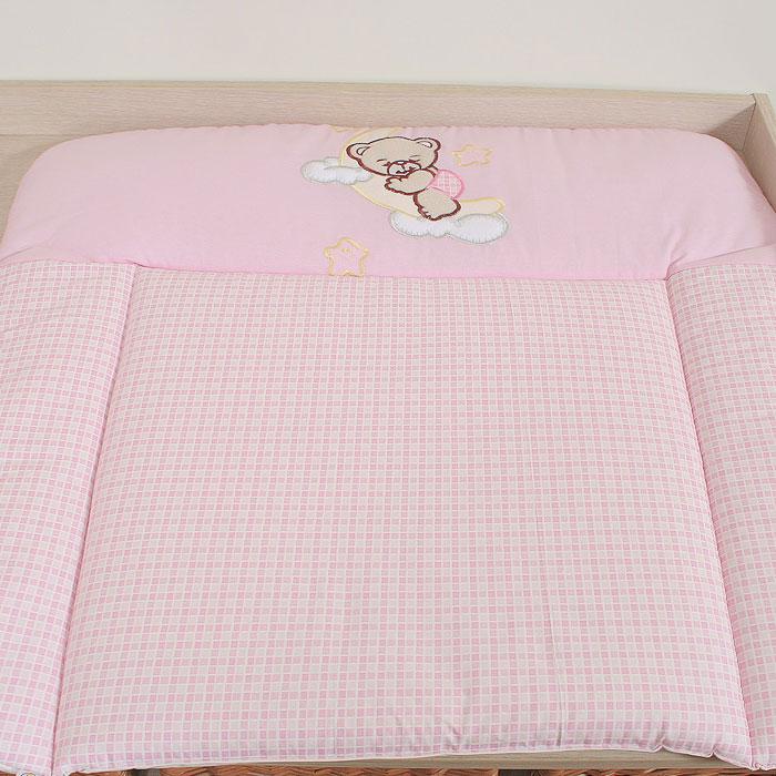 My Sweet Baby Aankleedkussen Welterusten Roze