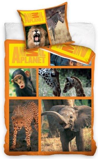 Africa Dekbedovertrek Animal Planet