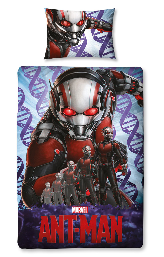 Avengers Ant-Man 3D Dekbedovertrek