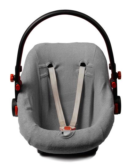 Autostoelhoes Baby Grijs 0-12 Maanden 0+