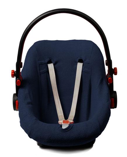 Autostoelhoes Baby Navy 0-12 Maanden 0+