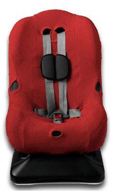 Autostoelhoes Rood Groot vanaf 9 Maanden 1+