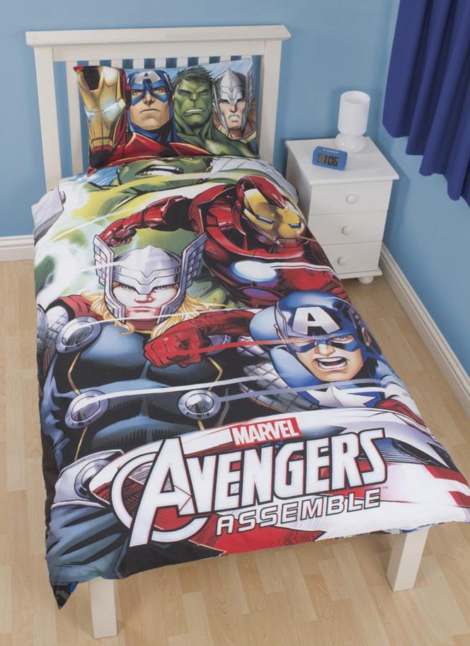 Avengers Dekbedovertrek Marvel