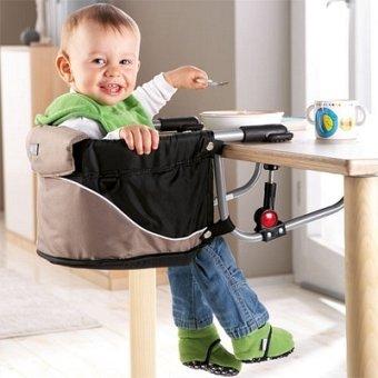 Hangstoel baby tafel