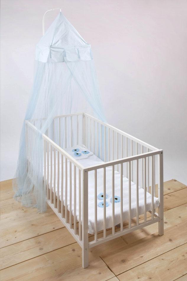 Babyklamboe Babyblauw