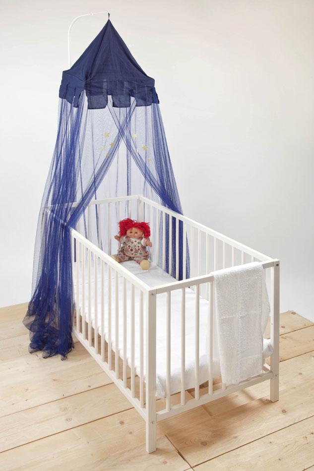 Babyklamboe Donkerblauw