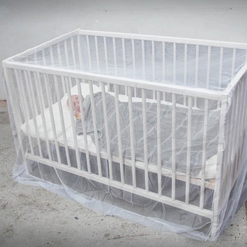 Babyklamboe Ledikant