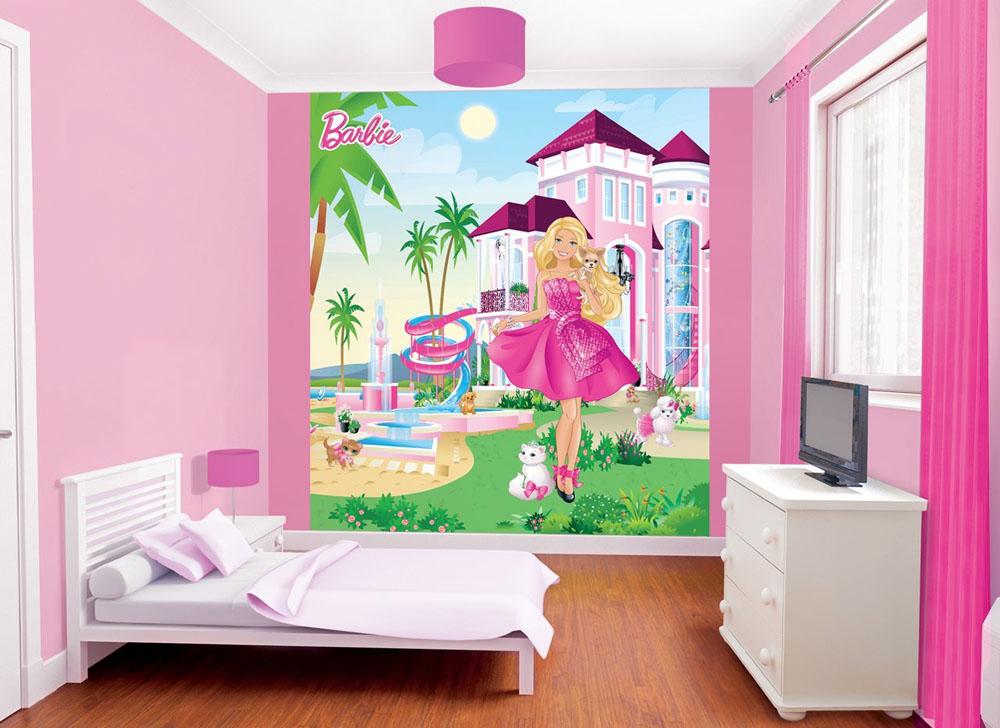 Barbie Slaapkamer Meubels : Meubels en woonaccessoires :: Barbie - PV