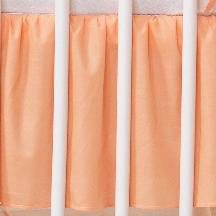 My Sweet Baby Bedrok Oranje 60x120cm