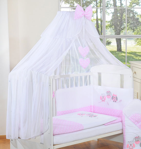 My Sweet Baby 3-delig Set Uiltjes Roze