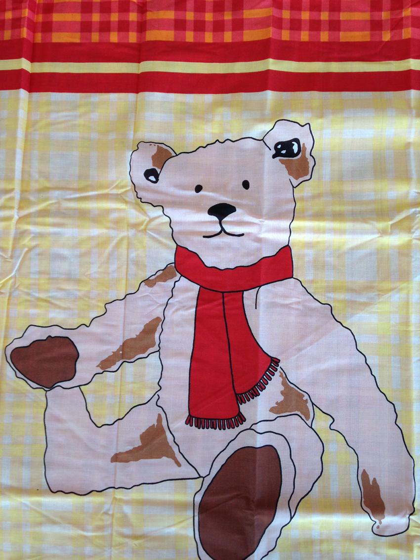Dekbedovertrek bears 140x200/220