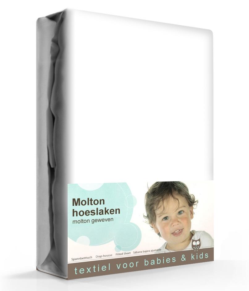 Briljant Hoeslaken Molton 70x150cm (katoen)