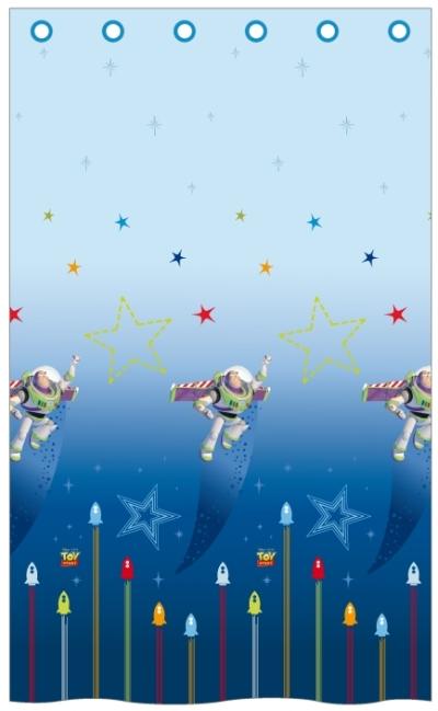 Toy Story Buzz Cosmonaute Vitrage