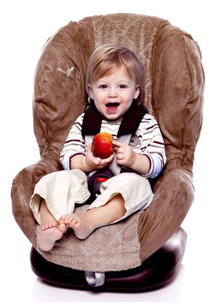 Wallaboo Autostoelhoes 9 maanden-3 � jaar Bruin