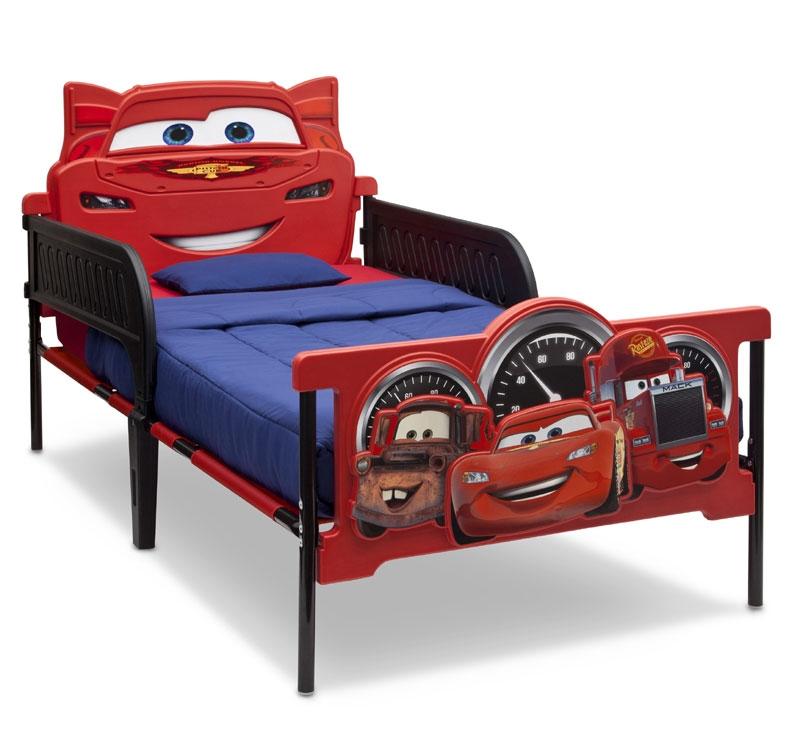 Cars Bed 3D
