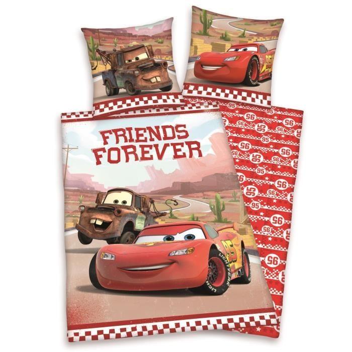 Dekbedovertrek Cars Friends Forever
