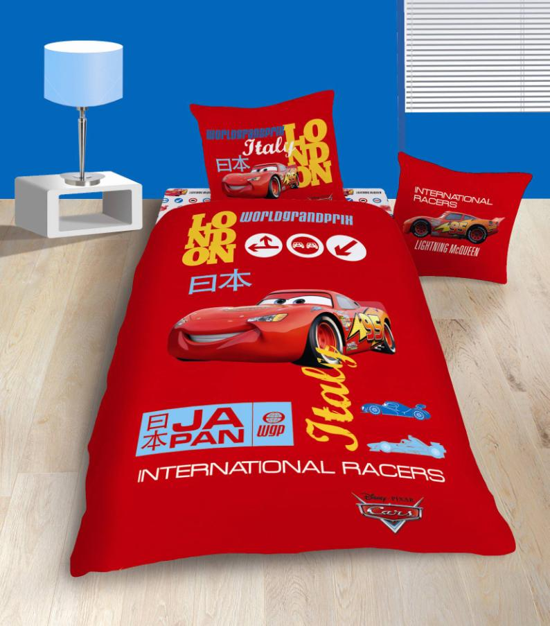 Cars Beddengoed Grand Prix