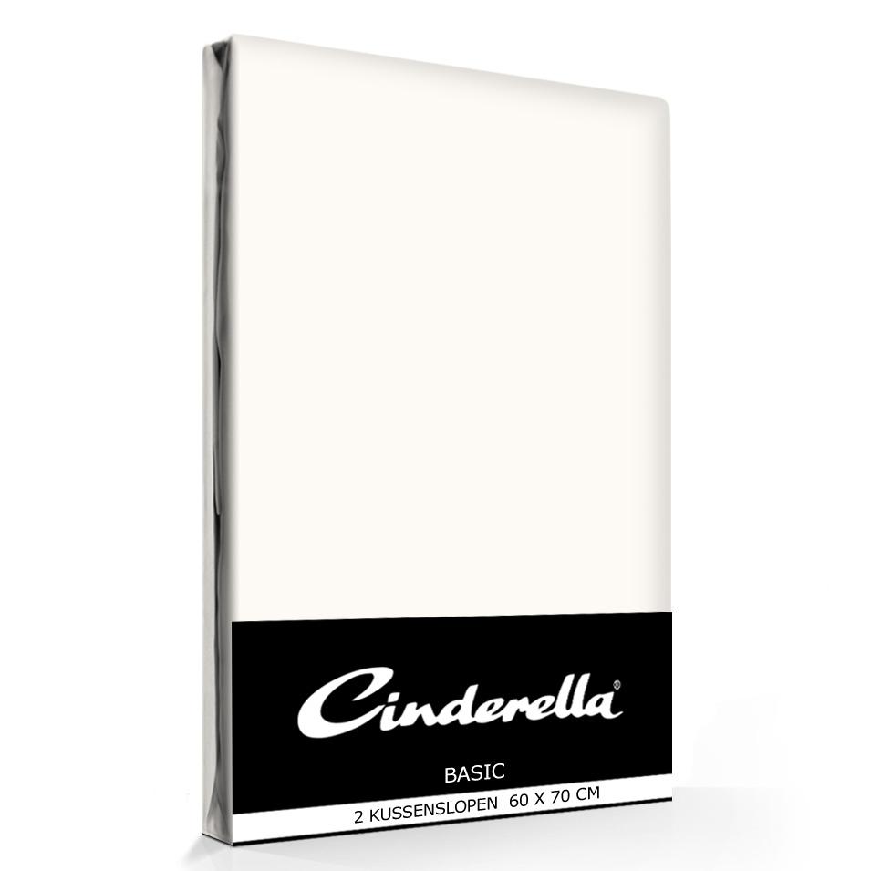 Cinderella Kussenslopen Ecru (2 stuks)