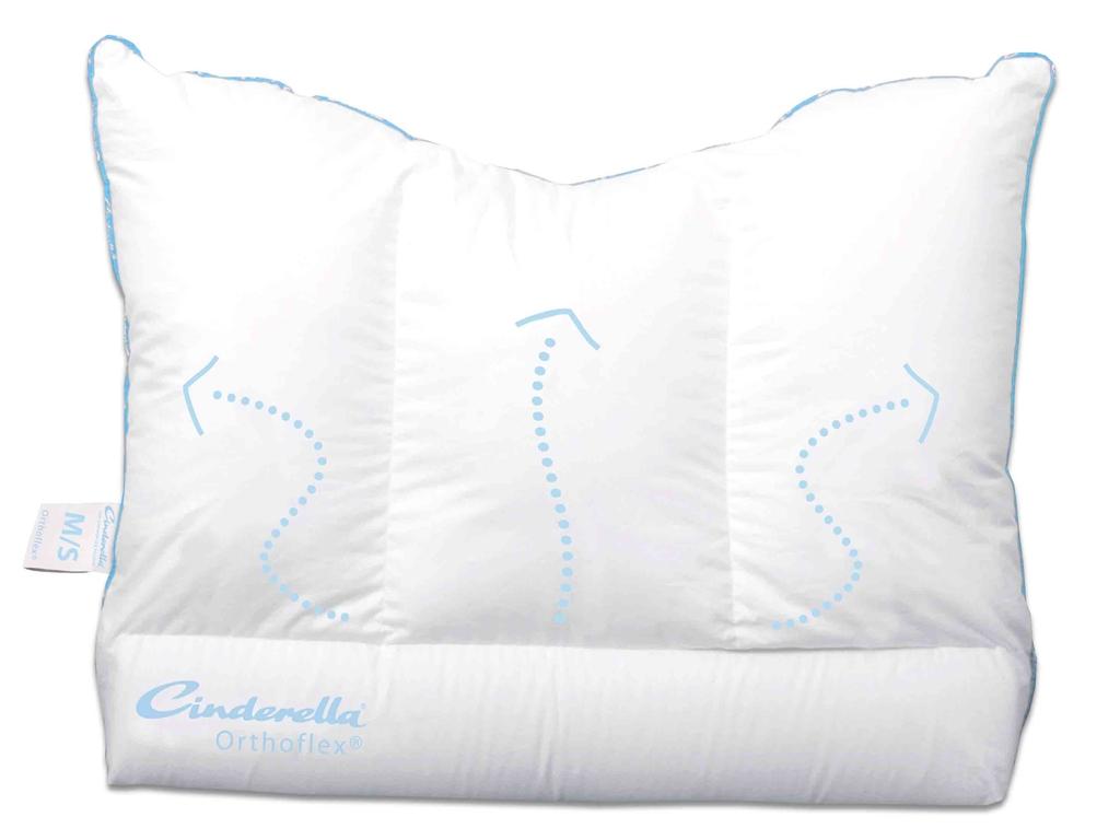Cinderella Orthoflex Hoofdkussen Medium-soft