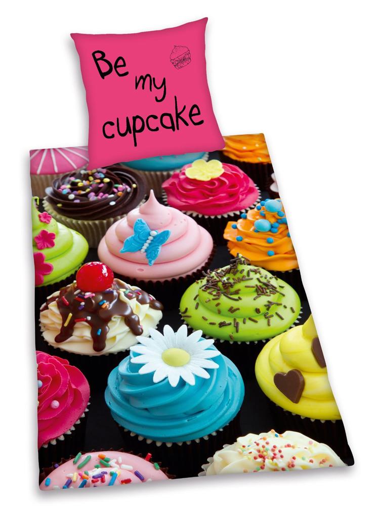 Cup Cakes Dekbedovertrek