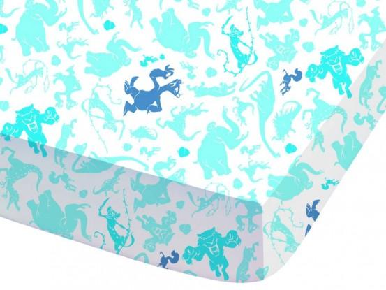 Ice Age Hoeslaken Ice 90x200cm