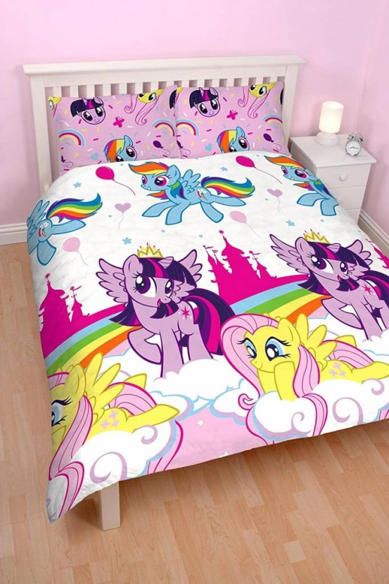 My Little Pony Dekbedovertrek 200 x 200 cm