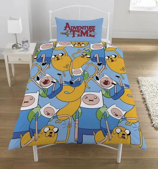 Adventure Time Dekbedovertrek