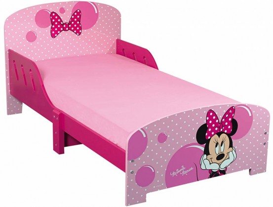 Disney Minnie Mouse Peuterbed