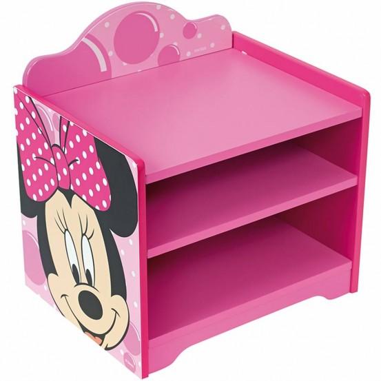 Minnie Mouse Nachtkastje