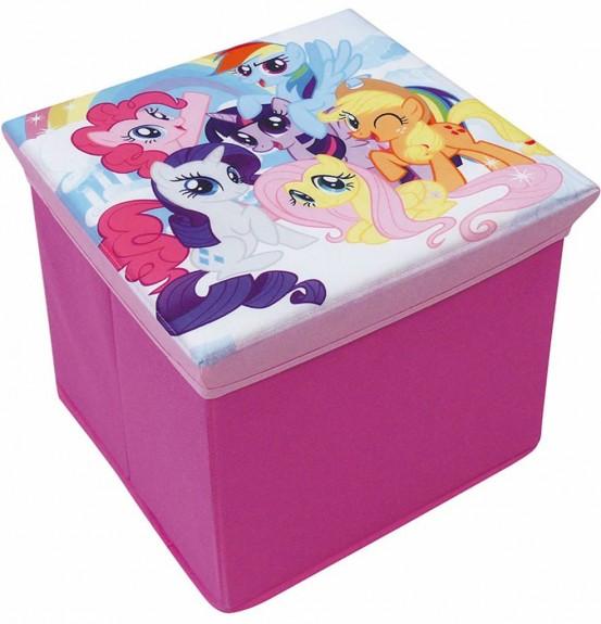 My Little Pony Opbergmand 30 x 30 x 30 cm
