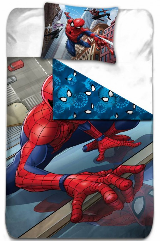 Spiderman Dekbedovertrek Climber