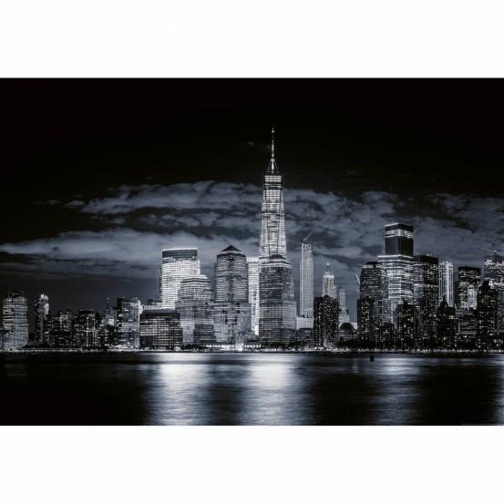 Wizzard and Genius Fotobehang Skyline of Manhattan