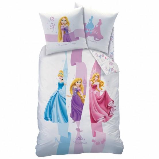 Disney Princess Dekbedovertrek Forever Magic