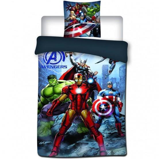 Avengers Dekbedovertrek Iron Man Marvel