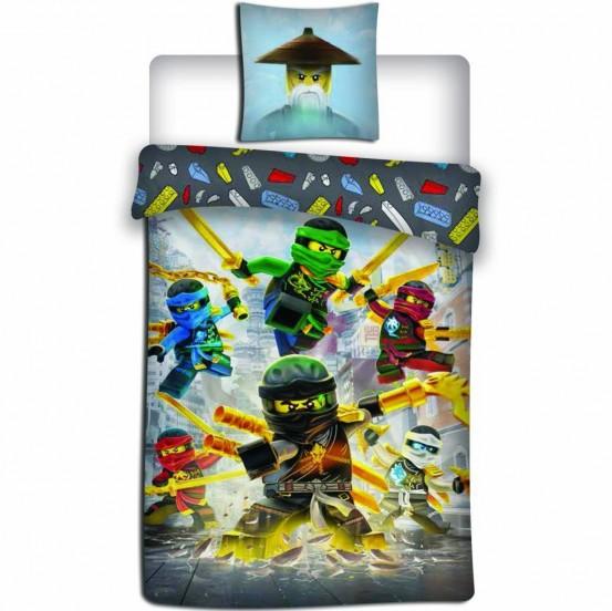 Lego Ninjago Dekbedovertrek Align