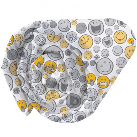 Hoeslaken Hey - Tweepersoons - 140 x 200 cm - Multi