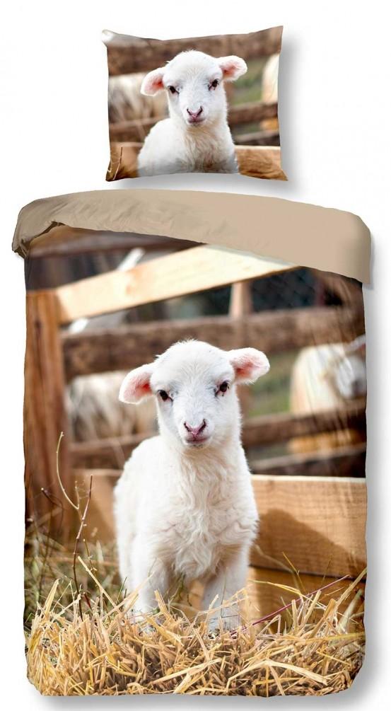 Goodmorning Dekbedovertrek Lamb