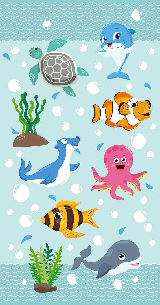 Good Morning Kids Strandlaken Seaworld
