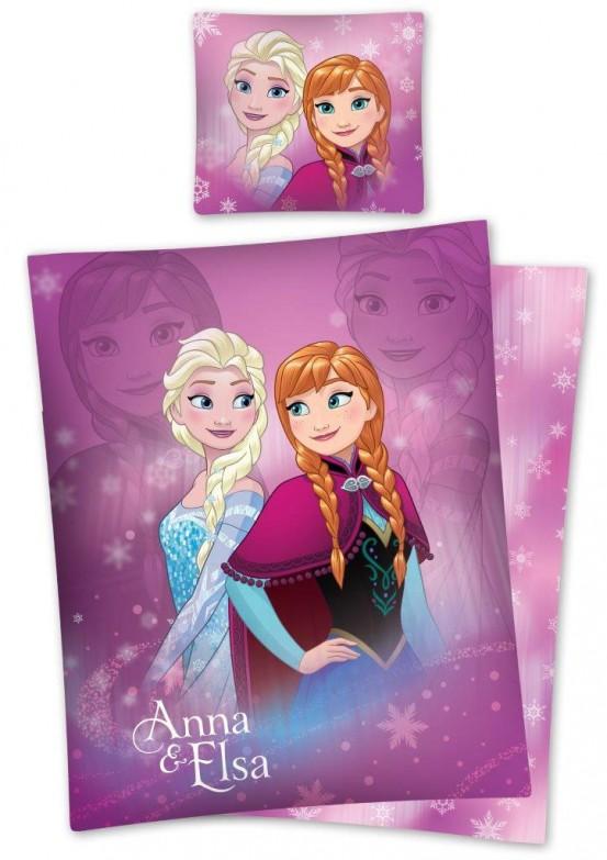 Disney Frozen Dekbedovertrek Purple