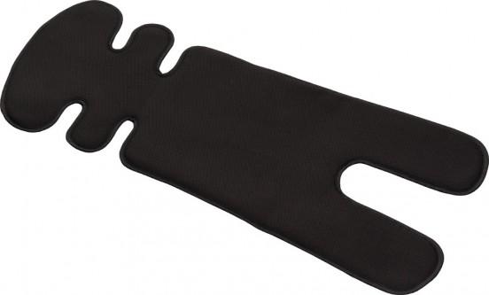 Antitranspiratie bekleding voor Autostoel groep 0+ zwart