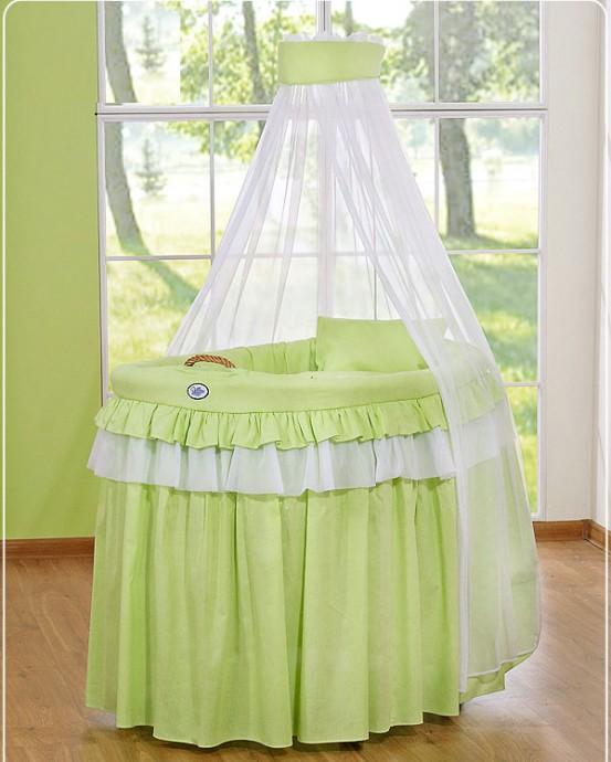Babywieg Romatica Little Prinses Groen