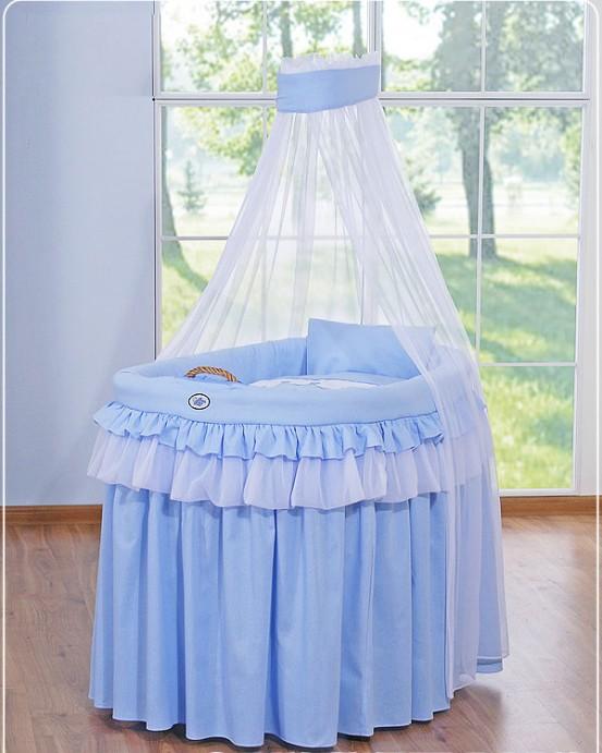Babywieg Romantica Prince/Princess Blue