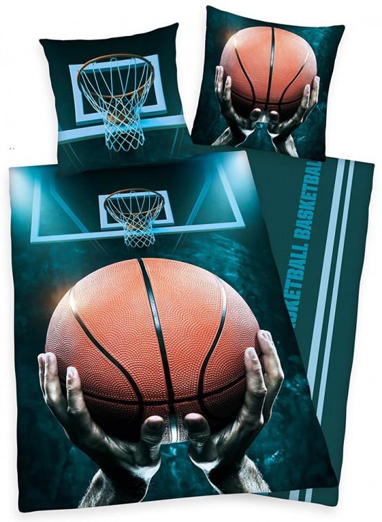Dekbedovertrek Basketball