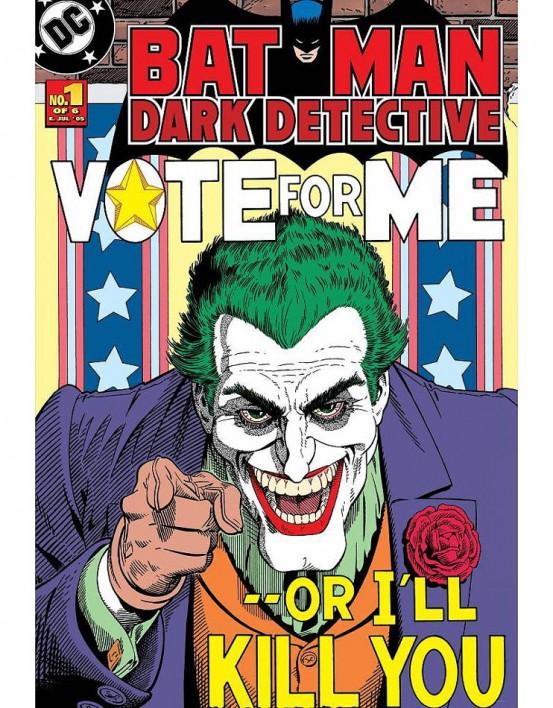 Batman Joker Fotobehang (Wallpaper)